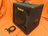 Roland KC 350 Four Channel Mixing Keyboard Combo Amp