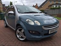 *IMMACULATE*SMART FORFOUR 1.3 AUTOMATIC PASSION HATCH 5DR WITH 12 MONTHS WARRANTY(PARTS&LABOUR*