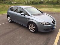 Seat Leon 1.6 Reference 5dr HPI CLEAR - 62000 Miles/Manual/Great Condition £2800 or BEST OFFER