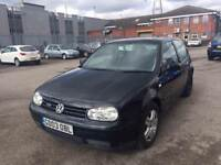 VOLKSWAGEN GOLF 2.0 GTI 3DR MANUAL PETROL 2.0L HATCHBACK