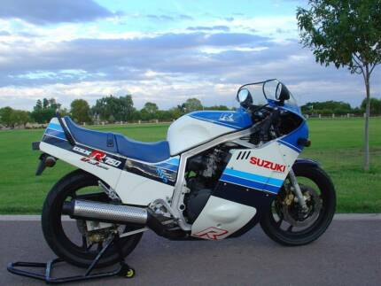 Wanted: GSXR750 1885 BLUE AND WHITE WANTED