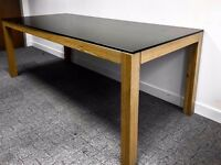 Contemporary Dining / Work Table - Excellent Condition!