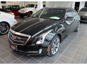 2015 Cadillac ATS 2.0T AWD NAVIGATION PERFORMANCE PKG