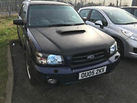 Subaru Forester 2,5XT for sale
