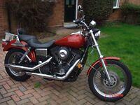 Harley davidson FXDX superglide sport