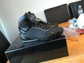 Alpine stars bike boots