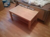 Small coffee table from IKEA