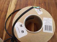 PX cables 3 core tough rubber flex 0.75mm