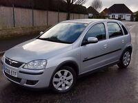 2006 Vauxhall Corsa 1.2cc For Sale,NEW MOT,Service History,Low miles,Exellent condition