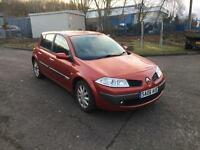 Renault Megane 1.5DCI 30 a year to tax cheap little car