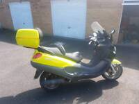 Piaggio X9 250cc Scooter