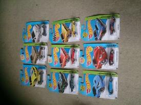 hotwheels cars still boxed like new 9 off