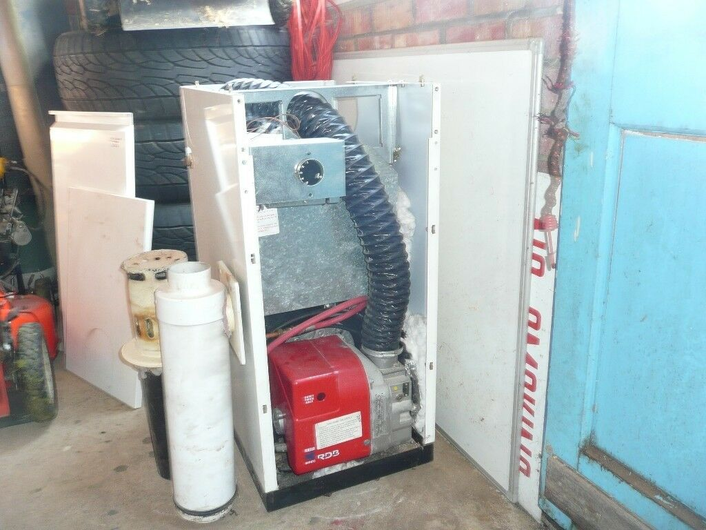 Potterton Statesman 50/70 Oil fired boiler | in Great Yarmouth ...