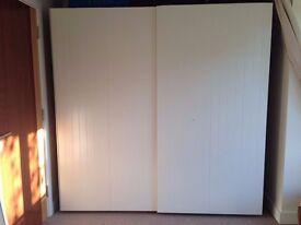 IKEA PAX WARDROBE/SLIDEROBE ***REDUCED PRICE