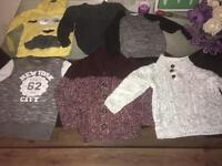 Boys jumpers (minion sold)