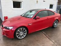 BMW M3 4.0 V8 E92 (2007) FBMWSH, ONLY 50150 MILES, IMMACULATE CONDITION INSIDE AND OUT