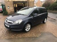 2007 Vauxhall zafira 2.2 automatic gearbox low Milage