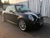 MINI COOPER S CONVERTIBLE VERY WELL MAINTAINED 2005
