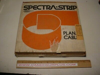 Spectra-strip Ribbon Wire 100 Ft 20 Conductor 26 Awg Solid Pn 539869-20