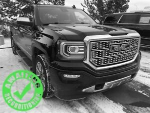 2016 GMC Sierra 1500 Denali| Sun| Nav| H/C Leath| Heat Wheel| Bo