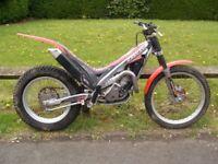 gas gas 250cc pro 2004