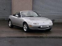 Mazda MX5 (Eunos) 1.6 with hardtop included