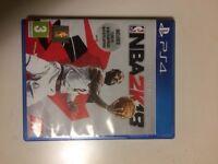 NBA 2k18 -PS4