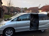 Toyota Previa 2.0 D-4D T3 5dr (7 Seat) very spacious 7 seater and economical
