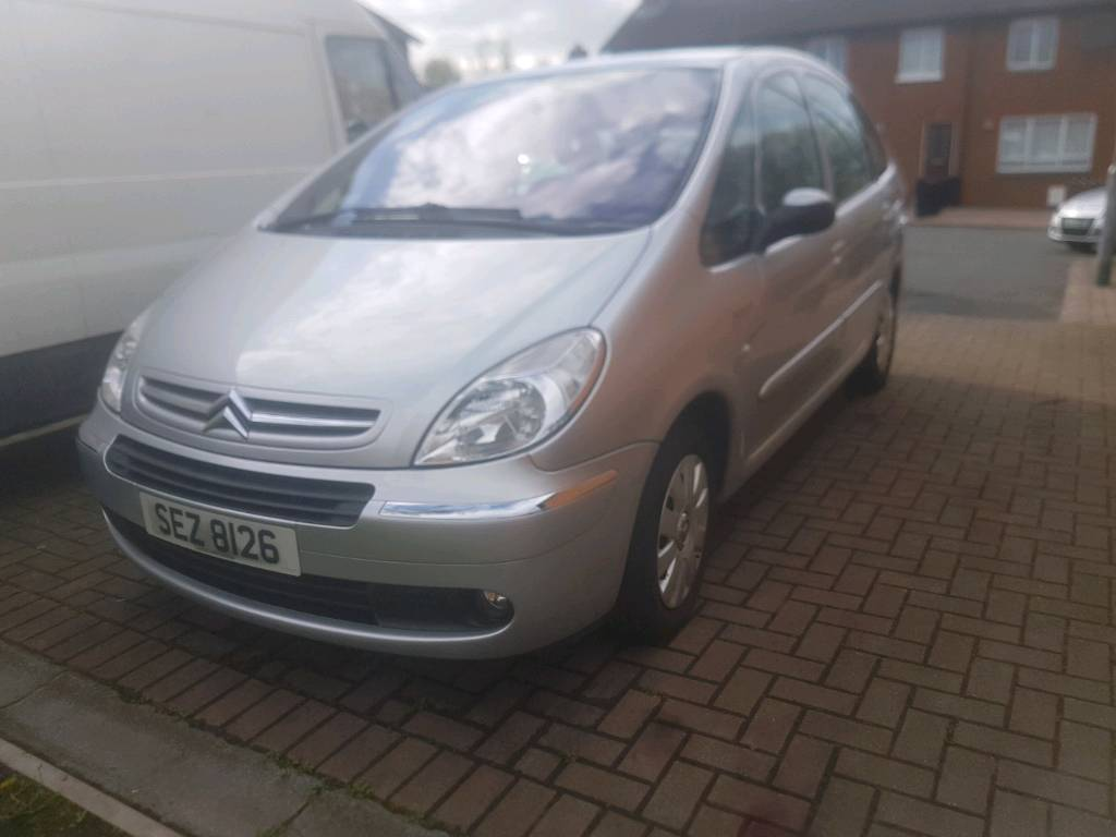 2007 Low Mileage Citroen Picasso Vtx Automatic