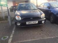 Subaru Impreza estate 1.6 frog eye - breaking all parts available - non runner - spares or repairs