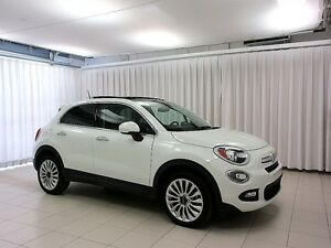 2016 Fiat 500 DEAL! DEAL! DEAL! 500X 5DR HATCH w/ LEATHER INTERI