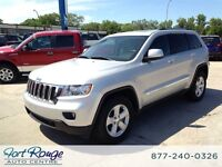 2012 Jeep Grand Cherokee Laredo X 4X4 - LEATHER/SUNROOF