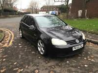 2005 VOLKSWAGEN GOLF 1.9TDI 12 MONTHS MOT 5 DOOR FOR SALE