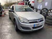 2006 Vauxhall astra 1.4 petrol for BREAKING