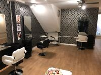 Chair hire in Hair & Beauty Salon