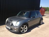 2005 MINI Hatch 1.6 Cooper S Huge Spec, 3 Keys Finance & Extended Warranty Available
