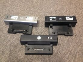1 Dell / 2 HP Docking stations