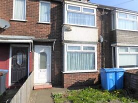 Two Bed Terraced Property To Let HU9 Area of Hull