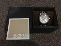 Genuine Ladies Michael Kors Lexington Chronograph Watch MK5735