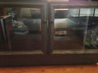 TV Stand/Cabinet Black, Wood