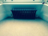 6 X Cast Iron Radiators - immaculate condition.