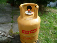 GAS BOTTLE 12KG BUTANE (empty)-the possibility of filling.
