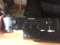 Marantz Integrated Amplifier PM6004 Black// Speaker included