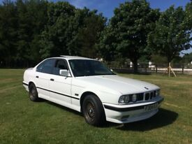 1989 E34 525i Sport Straight Six Manual