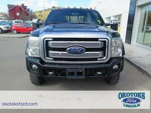 2014 Ford F-450 Lariat Dually with clean Carproof report, Die...