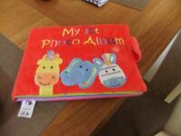 Cute Baby Record Book