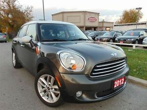 2012 MINI Cooper Countryman PANORAMIC ROOF ONE OWNER