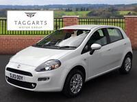 Fiat Punto EASY (white) 2013-03-29