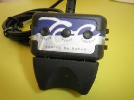 Zoom control unit