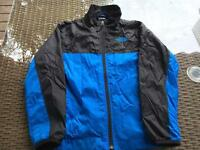 The North Face lightweight jacket (Age 7-8)